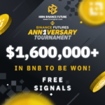 HIRN Binance Future Channel free! From September 21st to October 6th